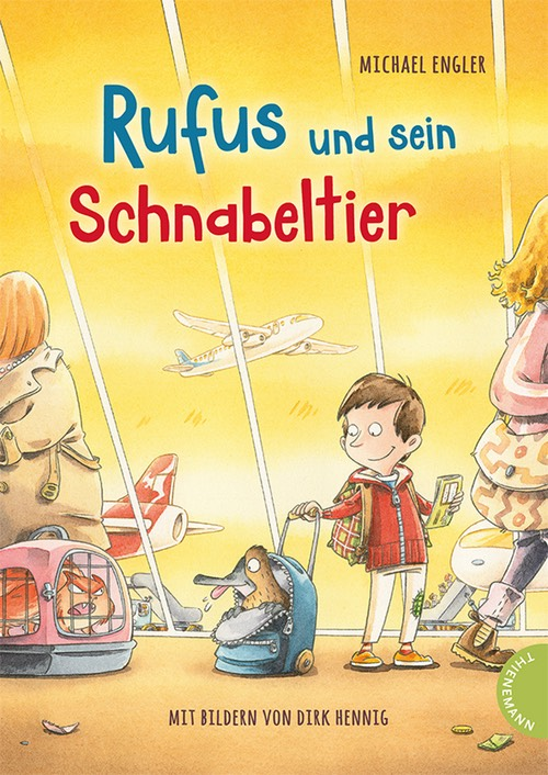 Rufus Schnabeltier Cover